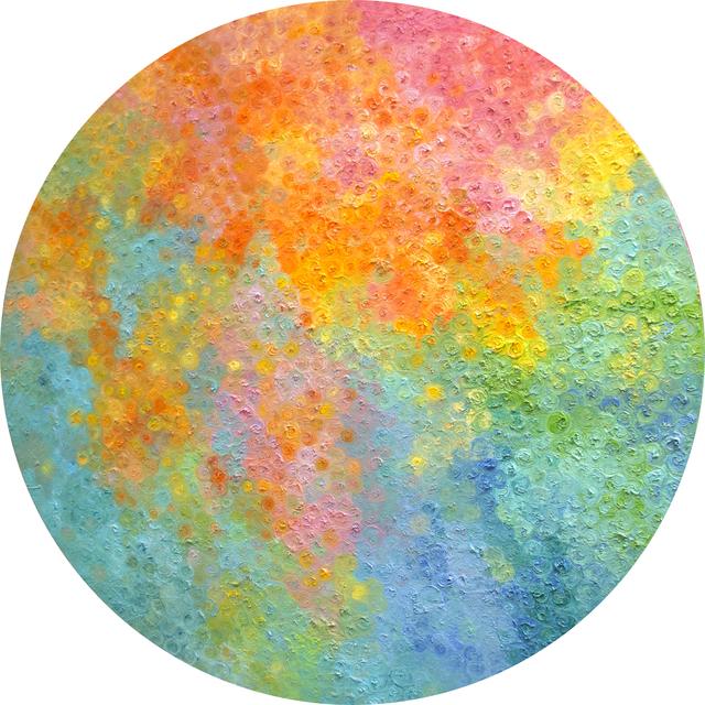 , 'Aurora Map,' 2015, BLINK Gallery