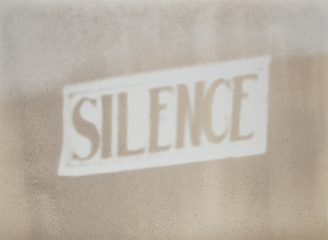 , 'Silence,' 2006, Fraenkel Gallery
