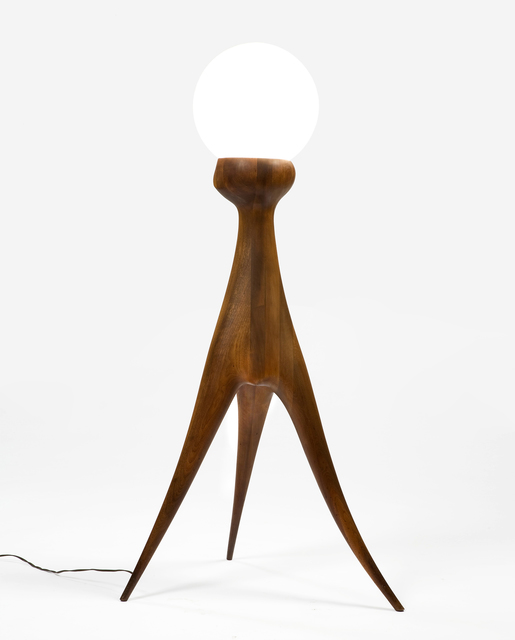 , 'Unique Hand Shaped Floor Lamp,' 1966, R & Company