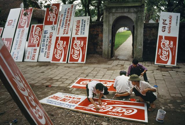 , 'Coca Cola,' 1994, Art Vietnam Gallery