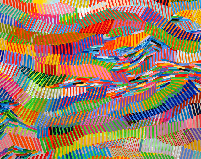, 'Vivid and Continuous,' 2014, Kathryn Markel Fine Arts