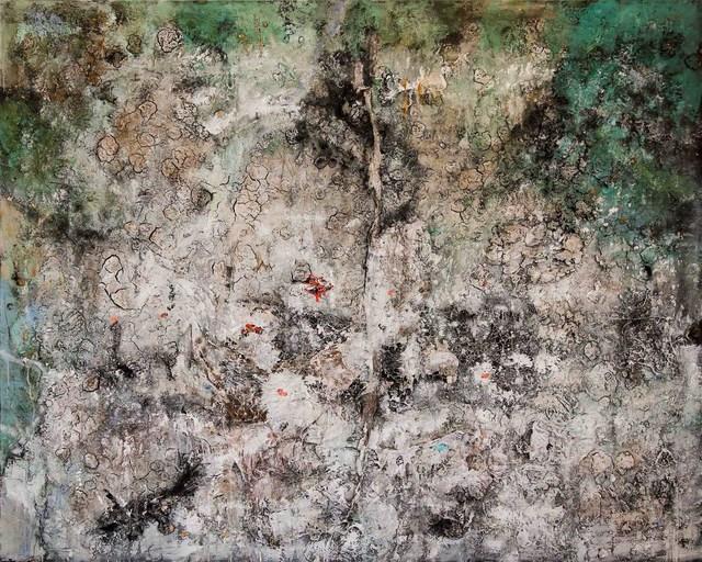 , 'collapse I,' 2016, Artdepot