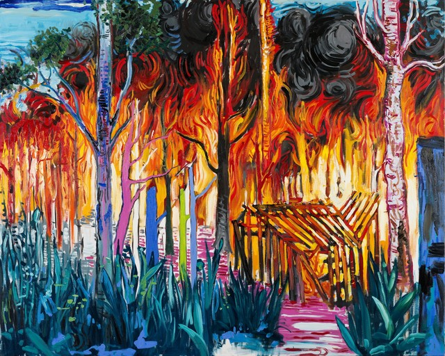 , 'Fire (Incendios),' 2015, Frolov Gallery
