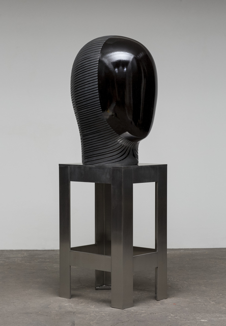 Jun Kaneko, 'UNTITLED (HEAD)', 2015, Traver Gallery