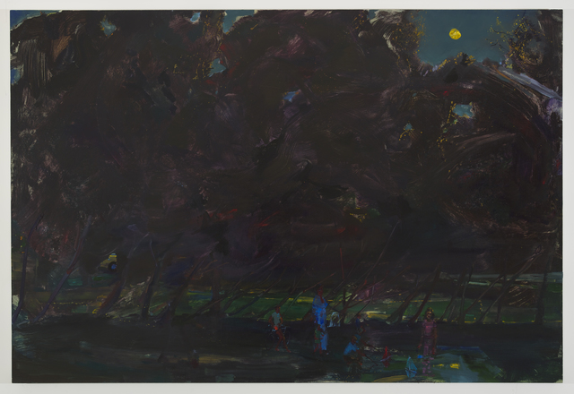 Angela Dufresne, 'Saratoga Moon', 2013, MOCA Cleveland