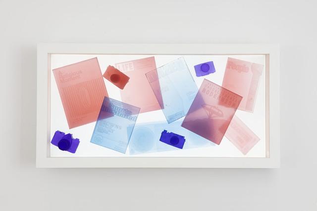 Daniel Arsham, 'Untitled', 2020, Sculpture, Resin, LED backlight, Perrotin