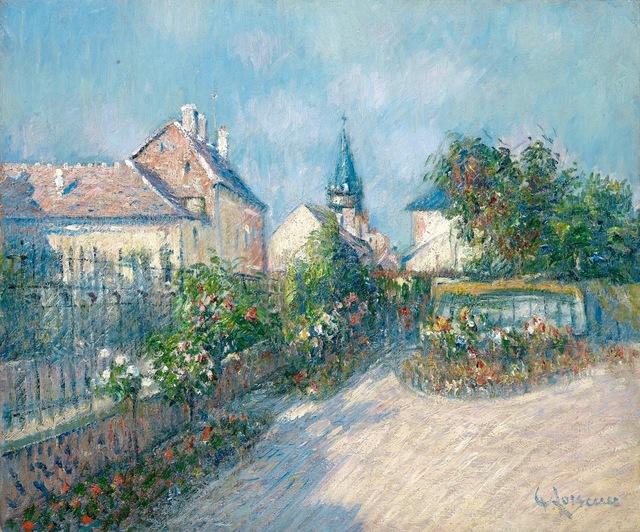 , 'Le Vaudreuil,' ca. 1916, Stoppenbach & Delestre