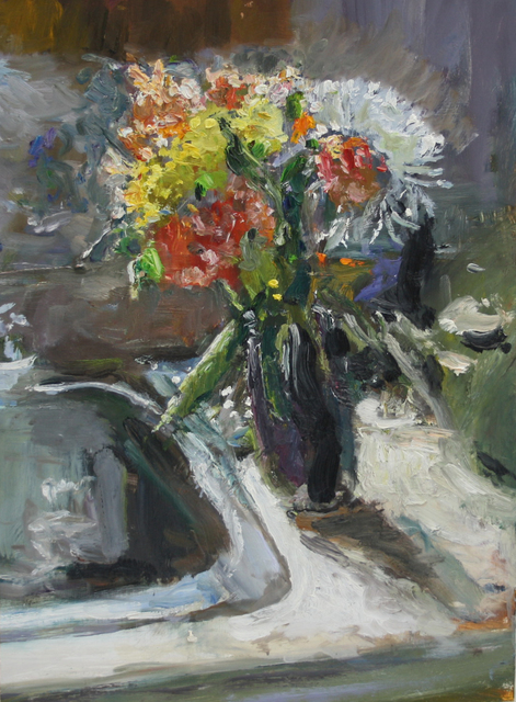, 'Flowers by the Sink,' 2018, Gallery 78