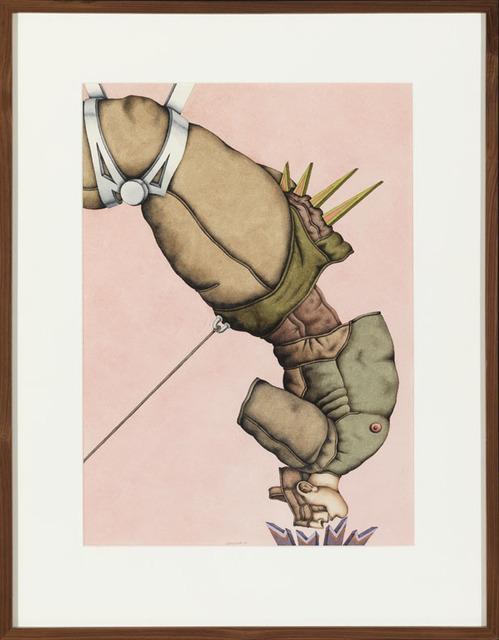 , 'Untitled,' 1971, Corbett vs. Dempsey