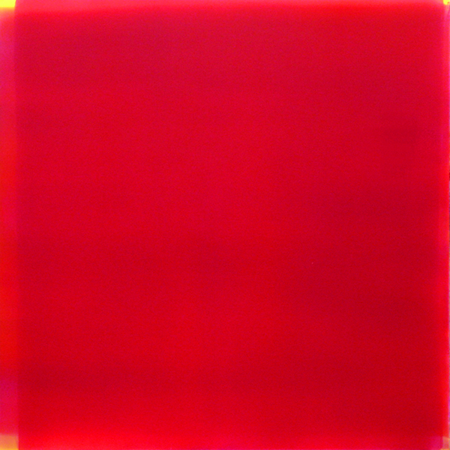 , 'From Yellow to Red,' 2005, Newzones