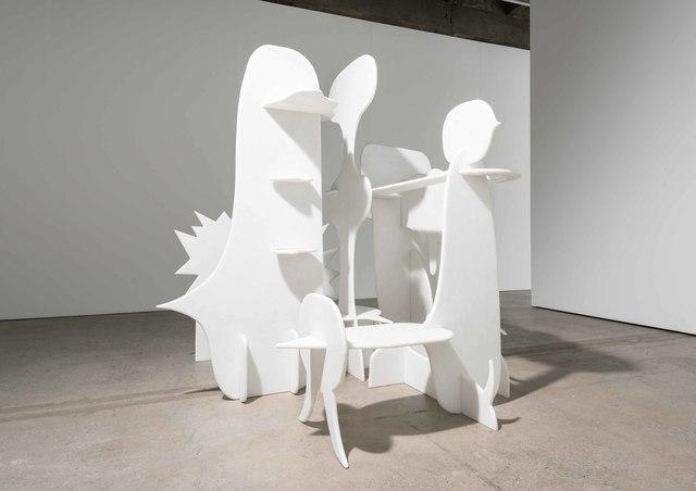 , 'Colloquium (Conversation),' 2013, Galeria Luisa Strina