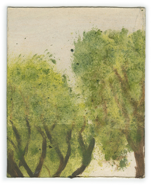 , 'Landscape Series: Light Green Trees,' , Ingleby Gallery