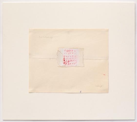, 'Two Hankerchiefs,' 1975, Richard Saltoun