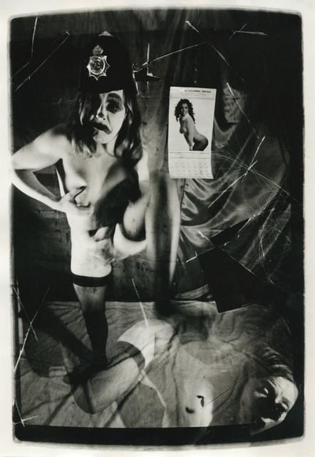 , 'Vanquished, del proyecto LETHE,' 2005, ArtSpace México