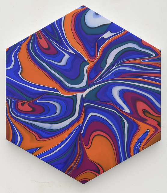 Andy Moses, 'Geodynamics 701', 2019, JD Malat Gallery