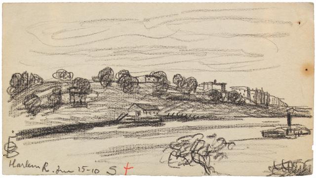 , 'HARLEM R. JUNE 15-10,' 1910, Jerald Melberg Gallery