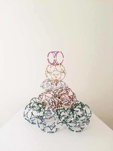 , 'Space Chains #2,' 2016, Galerie Jérôme Poggi
