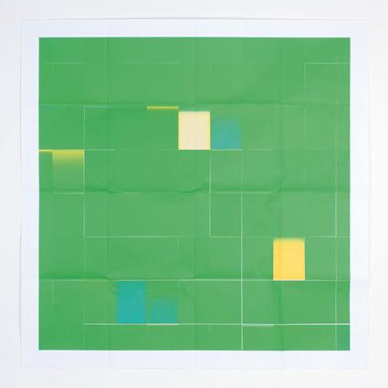 , 'Verde Contrahecho,' 2013, Ángeles Baños