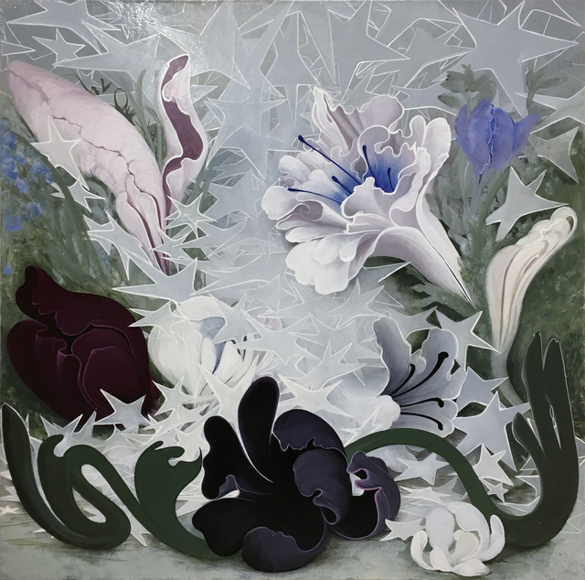 , 'Flowers in Starlight,' 2018, Kavi Gupta