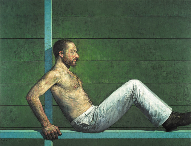 , 'Green Porch,' 2006, AMP: Art Market Provincetown