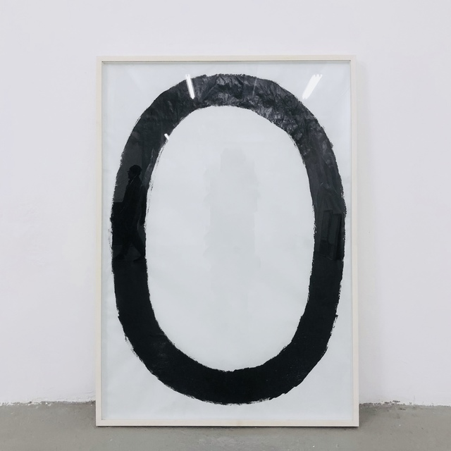 , 'Oval ,' 2018, The Flat - Massimo Carasi