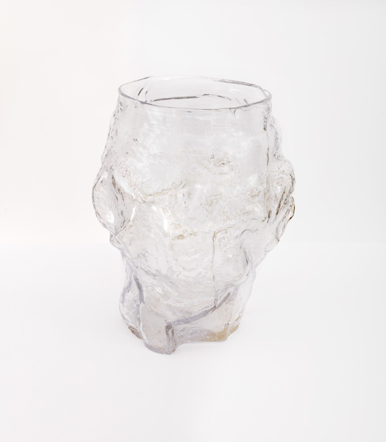 FOS, 'Mountain Vase - Clear', 2018, Etage Projects