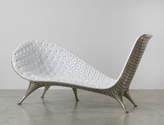 , 'Microstructures Chaise,' 2015, Friedman Benda