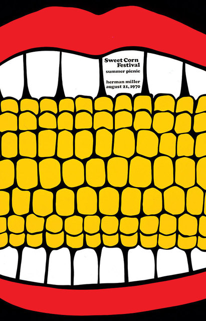 , 'Sweet Corn Festival,' 1970, GALLERY SHCHUKIN