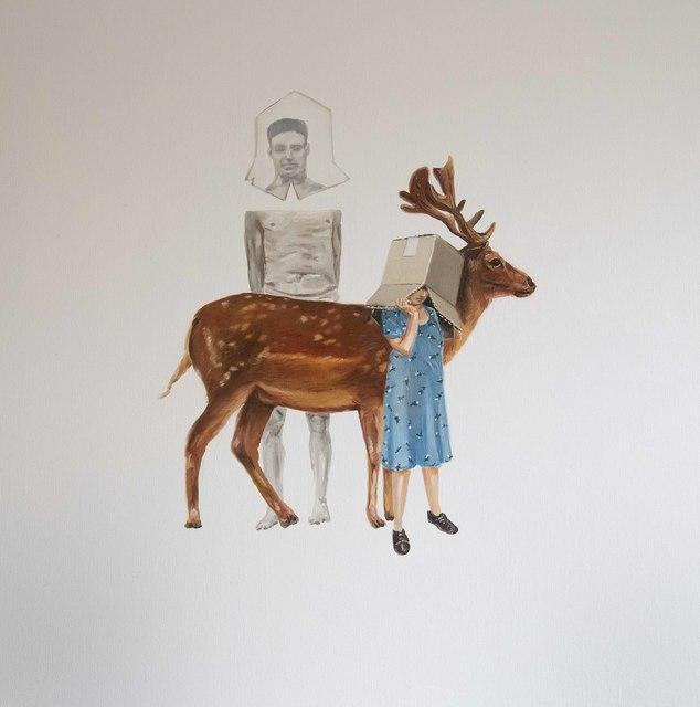 , 'Forest,' 2014, artSümer