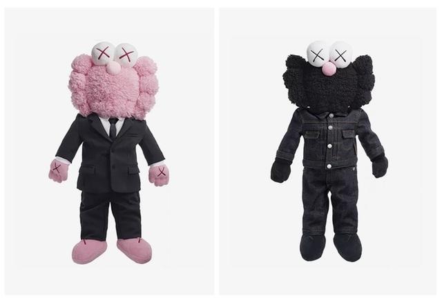 KAWS, 'KAWS X Dior BFF set', 2019, New Art Editions