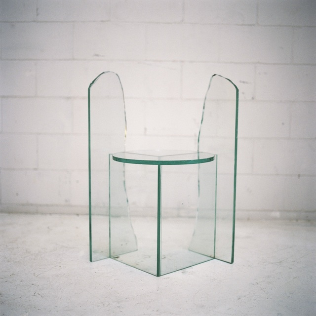 , 'Mirage Glass Chair 1,' 2016, Etage Projects