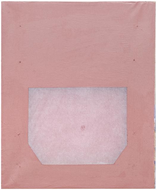, 'Figure of Lake,' 2017, Galerie nächst St. Stephan Rosemarie Schwarzwälder
