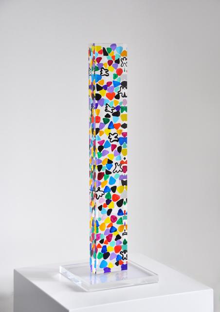 Susi Kramer, 'Color forest ', 2015, Claudine Gil
