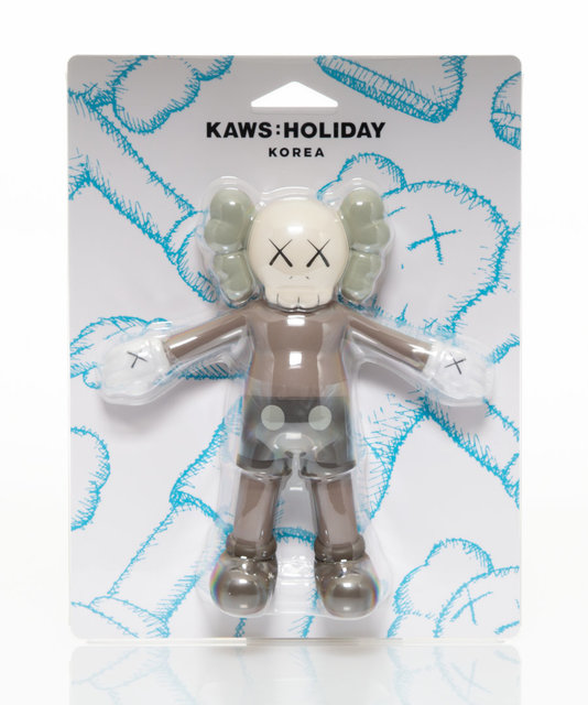 KAWS, 'Companion (Brown)', 2018, Other, Bath toy, Heritage Auctions