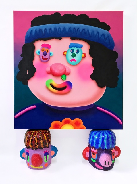 , 'Mick Jogger,' 2018, Mindy Solomon Gallery