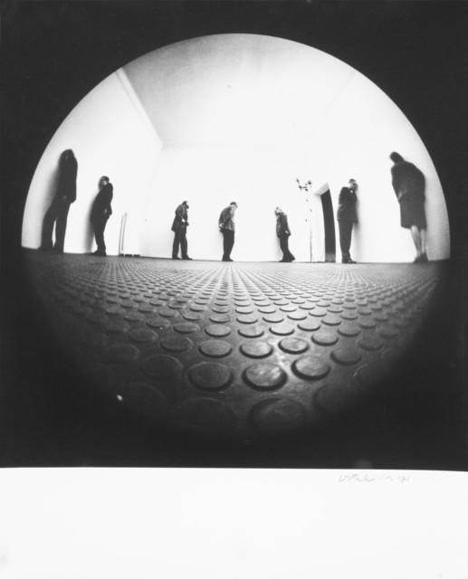 , 'Muri parlanti,' 1971, Galleria il Ponte