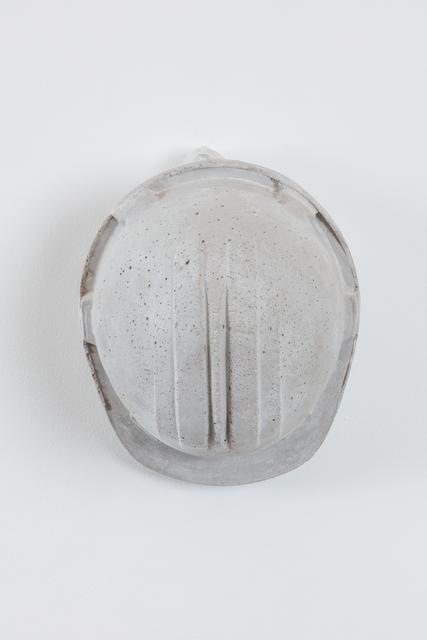 , 'Helmet #2,' 2017, Baert Gallery