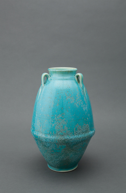 , 'Edo jar, turquoise micro-crystal glaze,' , Pucker Gallery