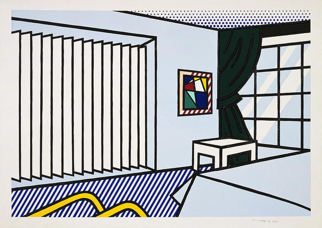 , 'Bedroom,' 1990, Alan Cristea Gallery