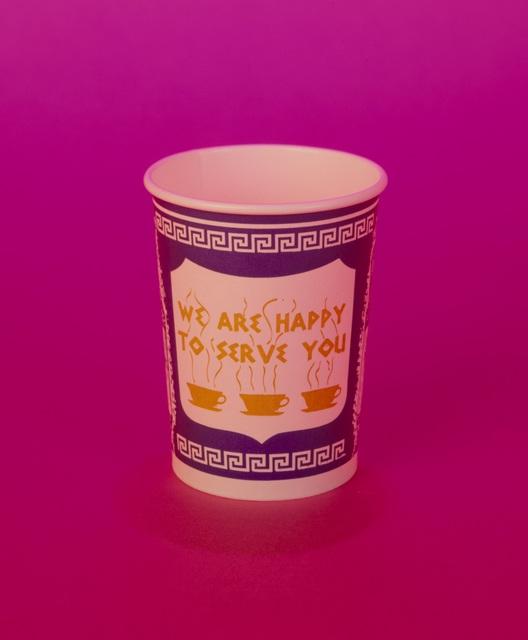, 'Coffee Cup,' 1988, Janet Borden, Inc.