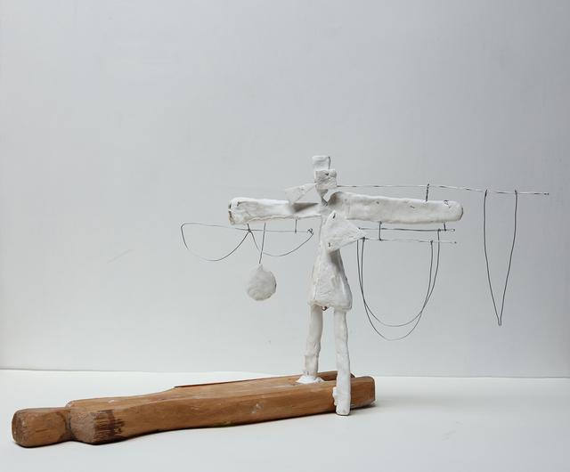 , 'Standing Man,' 2016, MadeIn Gallery