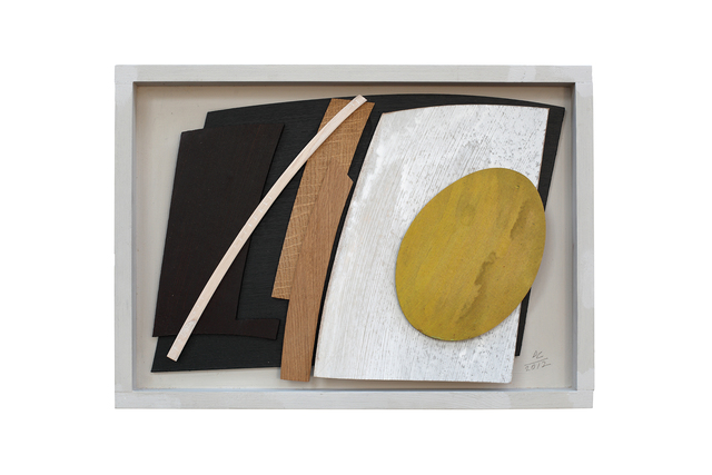 , 'Where the Moon Goes No. 2,' 2012, The Scottish Gallery