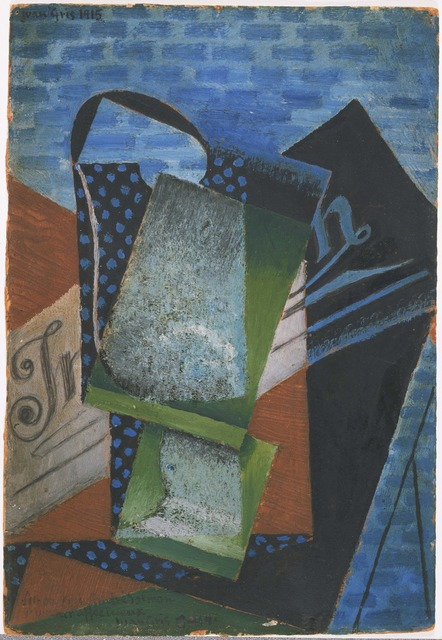 Juan Gris, 'Abstraction', 1915, Phillips Collection