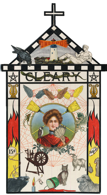 , 'Bridget Cleary, Last Witch of Ireland,' 2016, Jonathan Ferrara Gallery