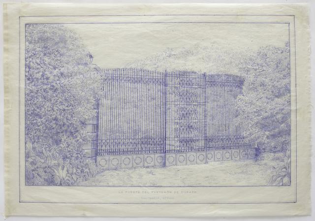 , 'La Puerta del Partenón de Durazo,' 2011-2012, MARSO