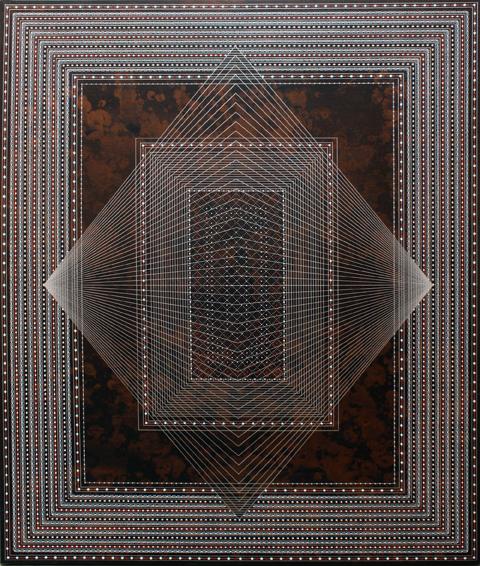 , 'Ram Darwaza 7,' 2010, Aicon Gallery