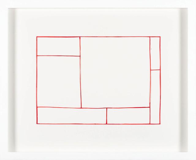 , 'Frame #2,' 2015, MLF | MARIE-LAURE FLEISCH