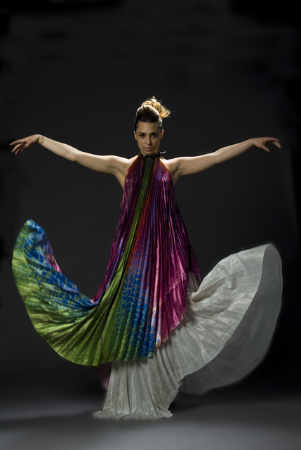, 'Elytra Dress,' , Gabarron Foundation