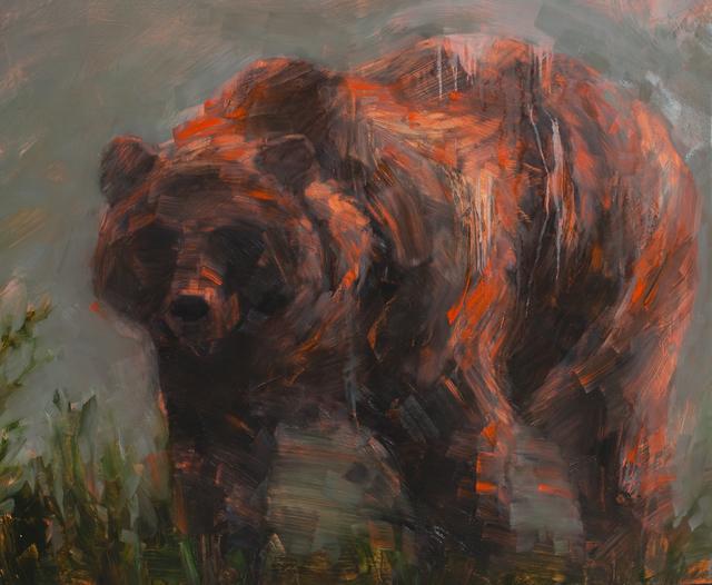 , 'Bear,' 2015, Abend Gallery
