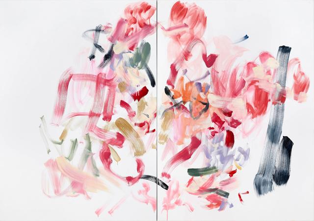 , 'Amorous Pursuit ,' 2016, Kathryn Markel Fine Arts